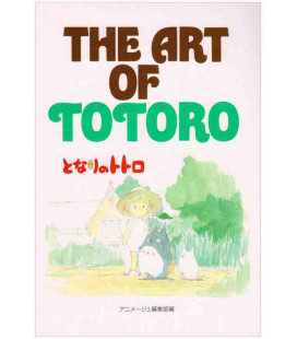 The Art of Totoro - Livre d'images de film