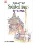 The Art of Spirited Away - Livre d'images de film