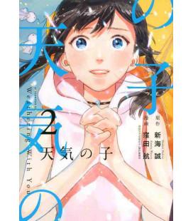 Tenki no Ko vol. 2 - Version manga