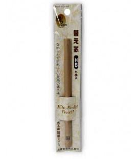 Otona - Mine de crayon noir - HB2mm - Kitaboshi - 5 unités