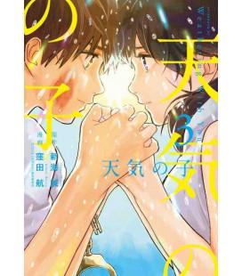 Tenki no Ko vol. 3 - Version manga