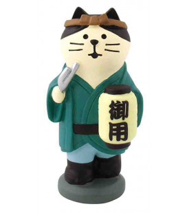 Decole - Chat du nouvel an okappiki neko - Concombre Fuku Mono - Modèle ZTM-43576