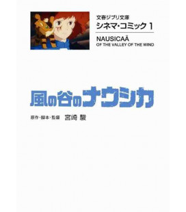 Cinema Comics - Kaze no Tani no Naushika - Nausicaä de la Vallée du Vent