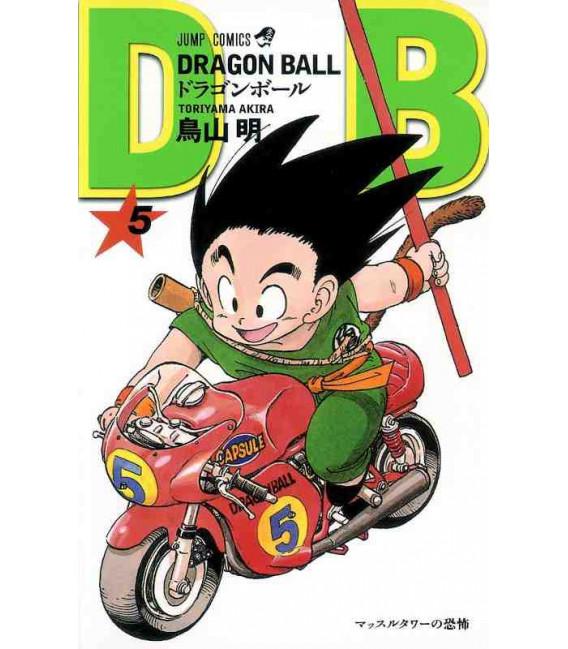 Dragon Ball - Vol 5 - Edition Tankobon