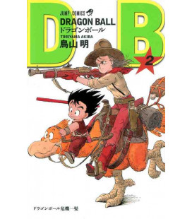 Dragon Ball - Vol 2 - Edition Tankobon
