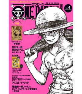 One Piece Magazine Vol. 4
