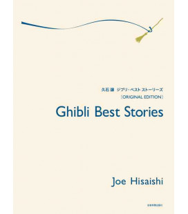 Ghibli Best Stories: Original Edition - Piano sheet music by Joe Hisaishi