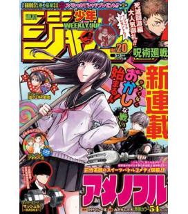 Weekly Shonen Jump - Vol. 20 - Avril 2021