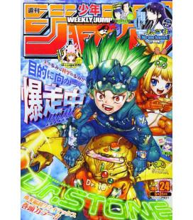 Weekly Shonen Jump - Vol. 24 - Mai 2021