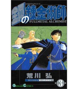 Full Metal Alchemist Vol. 3