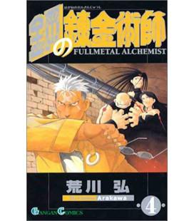 Full Metal Alchemist Vol. 4