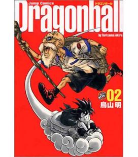 Dragon Ball - Vol 2 - Edition kanzenban