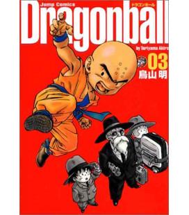 Dragon Ball - Vol 3 - Edition kanzenban