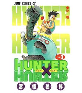 Hunter X Hunter (Vol.3)