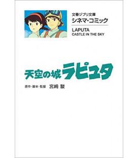 Cinema Comics - Tenku no Shiro Raputa - Le Château dans le ciel