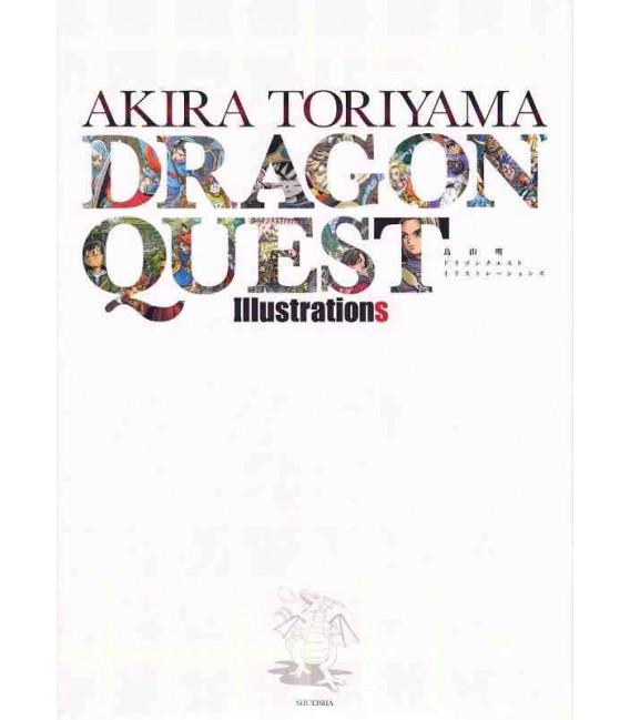 Akira Toriyama - Dragon Quest Illustrations