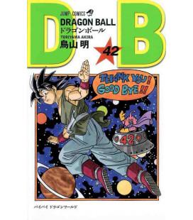 Dragon Ball - Vol 42 - Edition Tankobon