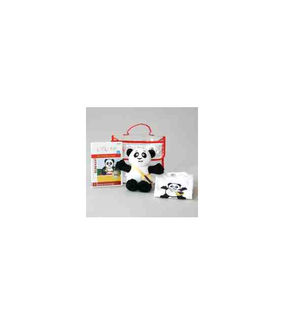 Little Pim Japanese Intro Pack Regalo (1 DVD+ Peluche + Bolsa + Camiseta)