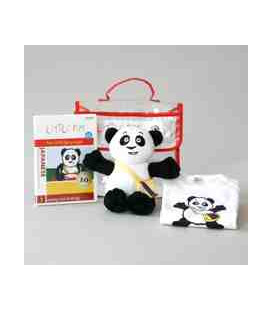 Little Pim Japanese Intro - Pack Cadeau: DVD + Peluche + Sac + T-Shirt