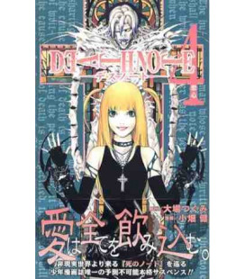 Death Note (Vol. 4)
