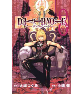Death Note (Vol. 8)