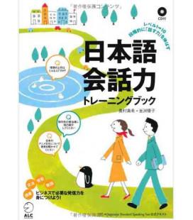 Conversation en Japonais - Nihongo Kaiwaryoku (Livre + CD)