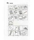 Minna No Nihongo 1- Libro de ejercicios de modelos de oraciones (Segunda edición)