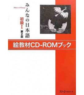 Minna No Nihongo 1 - E-Kyouzai avec CD-ROM (2ème édition)