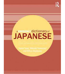 A Frequency Dictionary of Japanese - Core Vocabulary for Learners