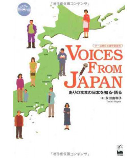 Voices from Japan (contient 1 CD audio)