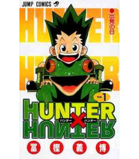 Hunter X Hunter (Vol. 1)