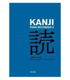 Kanji para recordar 2 (2nda edición)