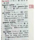 Wörterbuch Deutsch leicht gemacht (DE/JP Dictionnary for beginners)