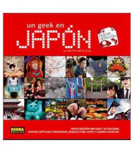 Un geek au Japon (Nouvelle version)